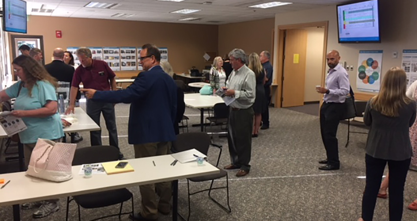 Sign Code open house a success; survey coming online Aug. 8
