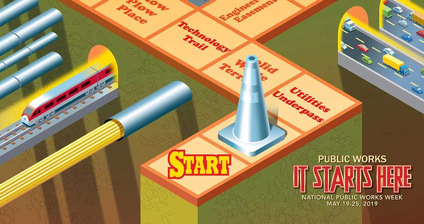 "National Public Works Week spotlights how ""It Starts Here"""