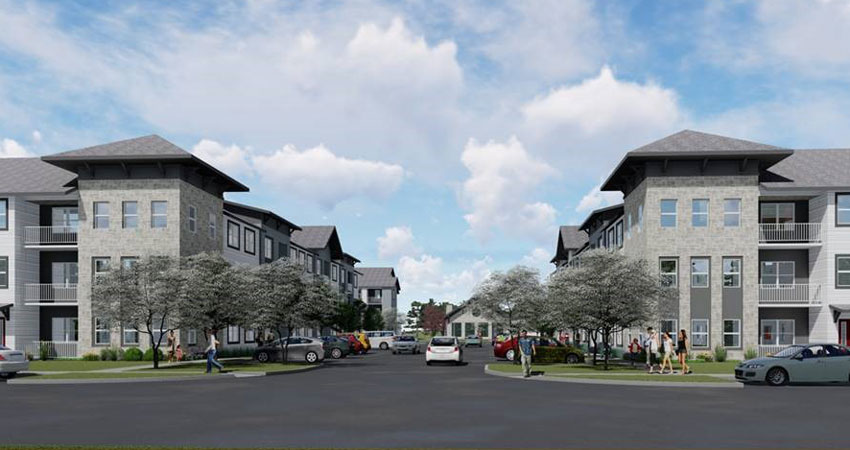 Council approves application for St. Mark Village project