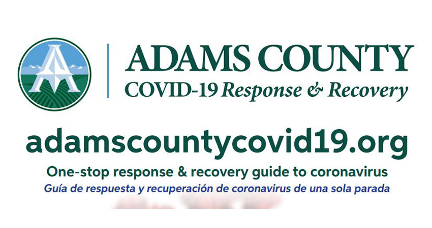 Adams County residents have new one stop shop for COVID-19 resources