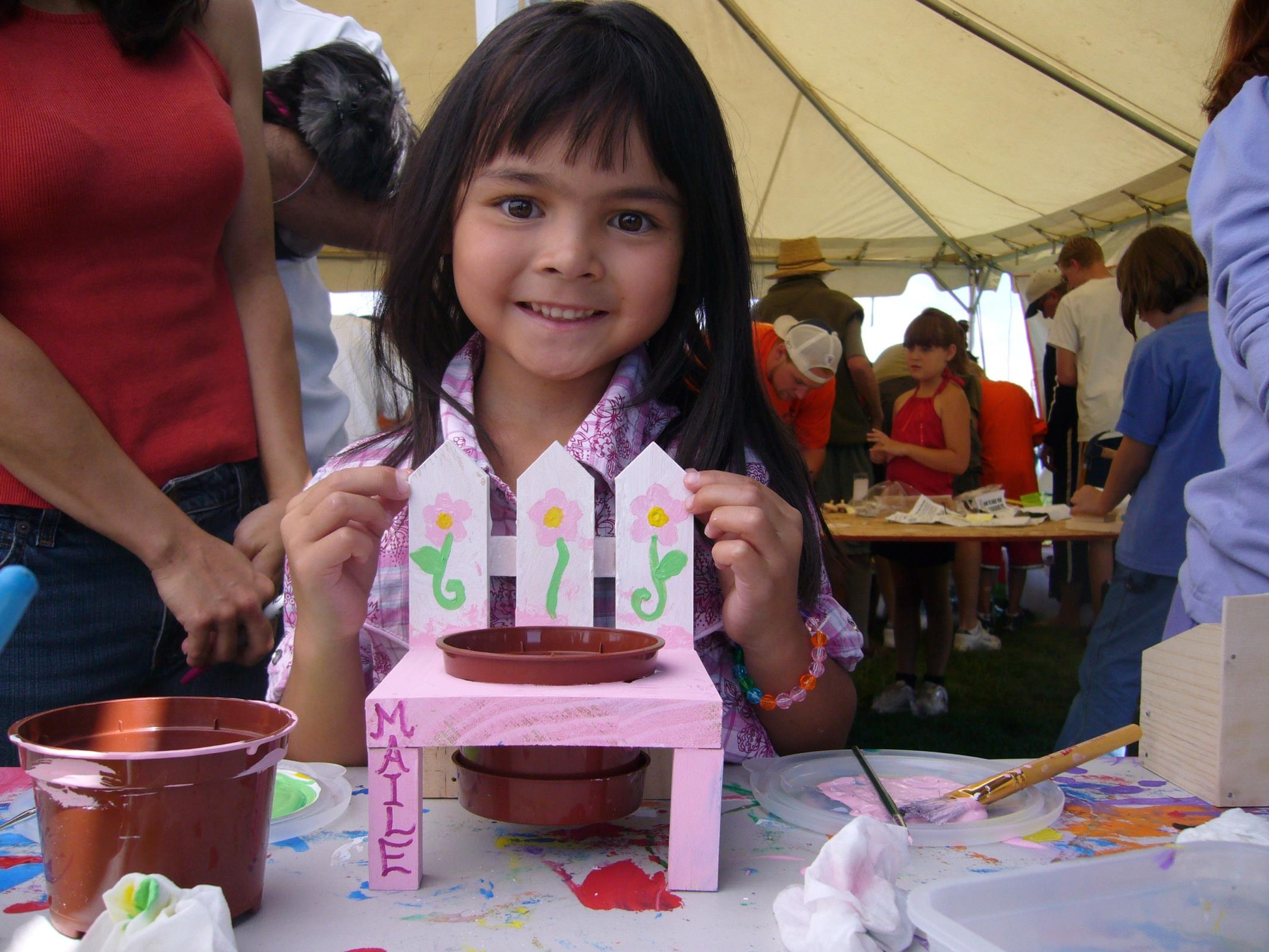 Youth Art & Pottery