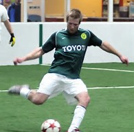 Adult Indoor Soccer