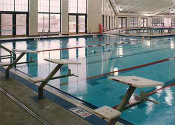 Swim & Fitness Center Pool