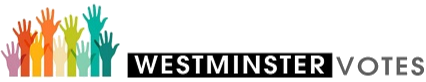 Westminster Votes logo